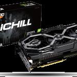 Inno3D CHILL X3 JEKYLL RTX graphics card Box