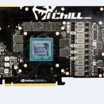 Inno3D CHILL X3 JEKYLL RTX graphics card PCB