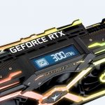 Inno3D CHILL X3 JEKYLL RTX graphics card LCD