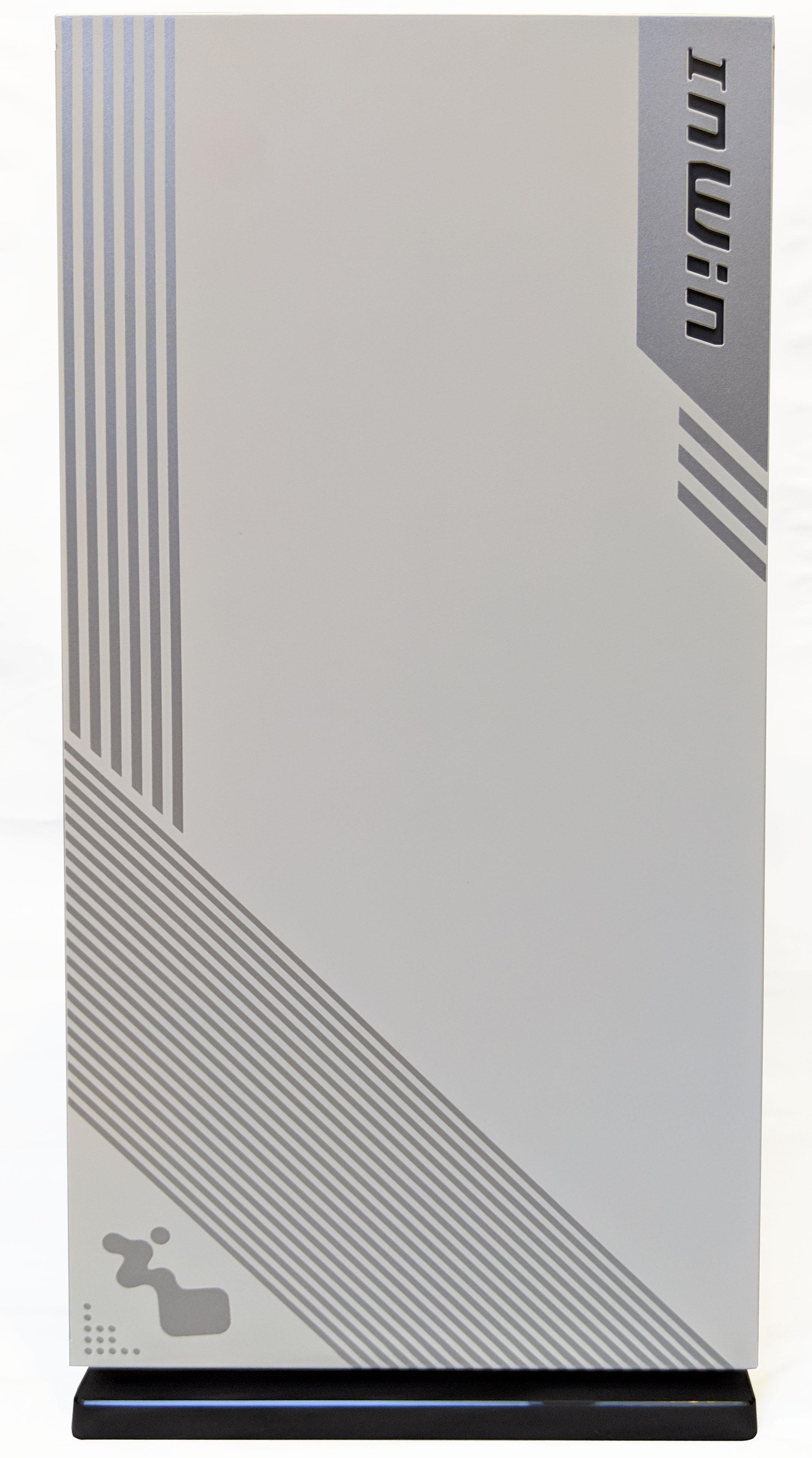 Inwin 103 White Pc Case Review Gnd Tech