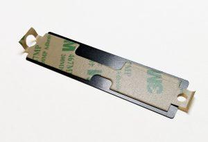 ADATA XPG SX8200 SSD Heatsink Underside