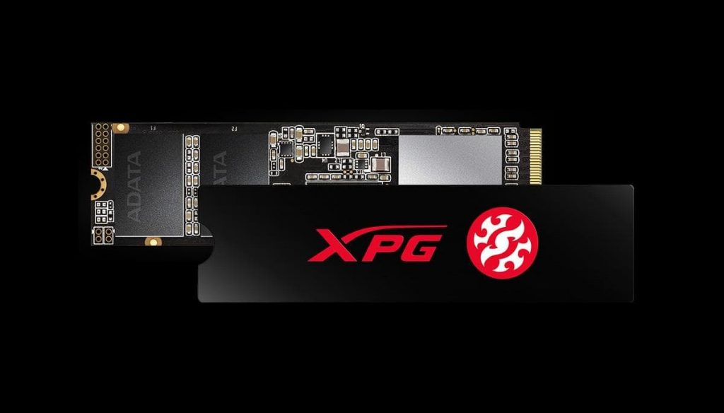 XPG SX8200 Featured