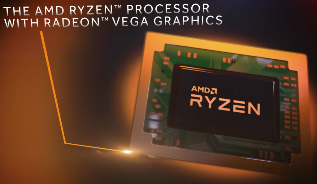 AMD Ryzen 3000U series APU
