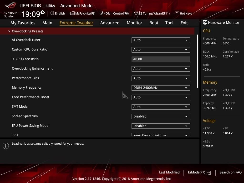 How To: AMD Ryzen Threadripper Overclocking on X399 – GND-Tech