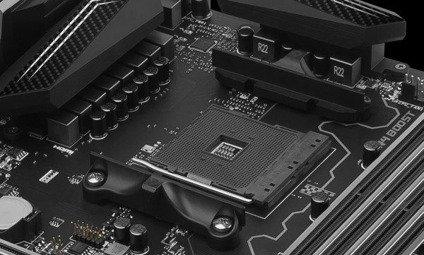 AMD TR4 Socket X570 Chipset