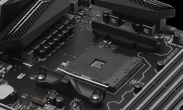 AMD TR4 Socket X570 Chipset