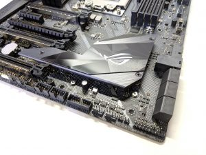ASUS ROG Strix X399-E Gaming SSD Heatsink