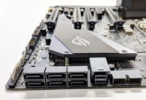 ASUS ROG Strix X399-E Gaming SATA Ports
