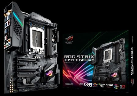ASUS ROG Strix X399-E Gaming Featured