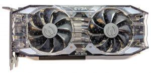 EVGA RTX 2070 XC GAMING Front