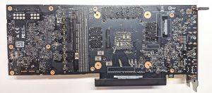 EVGA RTX 2070 XC GAMING Back PCB