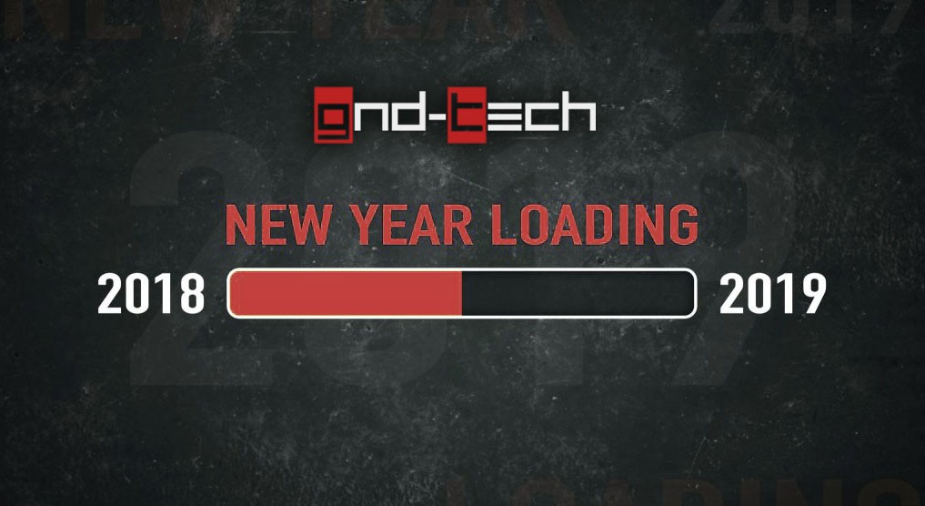 GND-Tech New Year