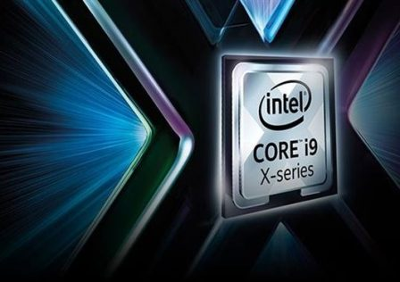 Intel Core KF Series CPU