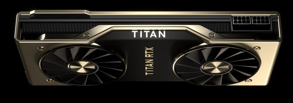 Nvidia RTX Titan Feature
