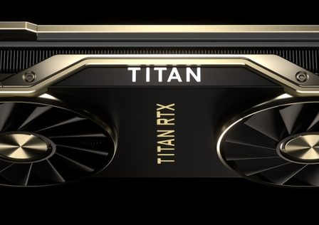 Nvidia RTX Titan Feature