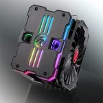 Raijintek MYA RBW CPU Cooler Top