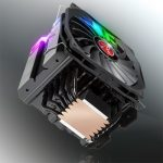 Raijintek MYA RBW CPU Cooler base
