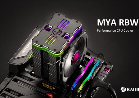 Raijintek MYA RBW CPU Cooler Featured