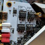Creative Sound BlasterX AE-9 OPAMP