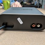 Creative Sound BlasterX AE-9 DAC Back