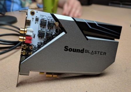 Creative Sound BlasterX AE-9 Featured