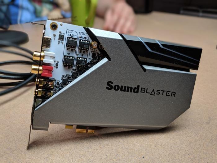 Creative Sound BlasterX AE-9 Featured