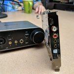 Creative Sound BlasterX AE-9 Card + DAC