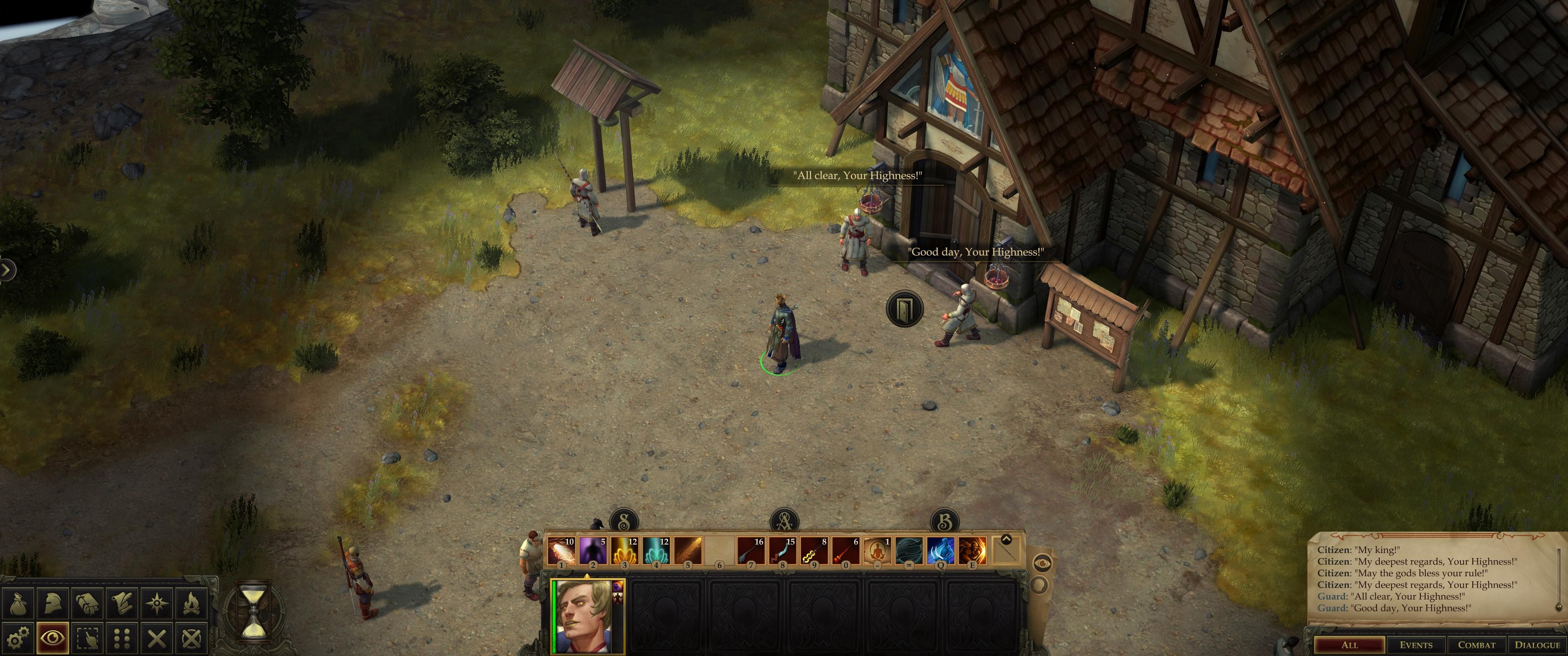 Pathfinder: Kingmaker Review – GND-Tech