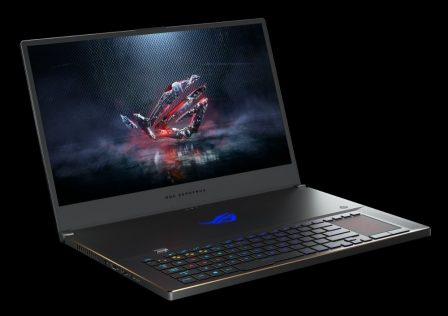 ASUS ROG Zephyrus S GX701 Featured