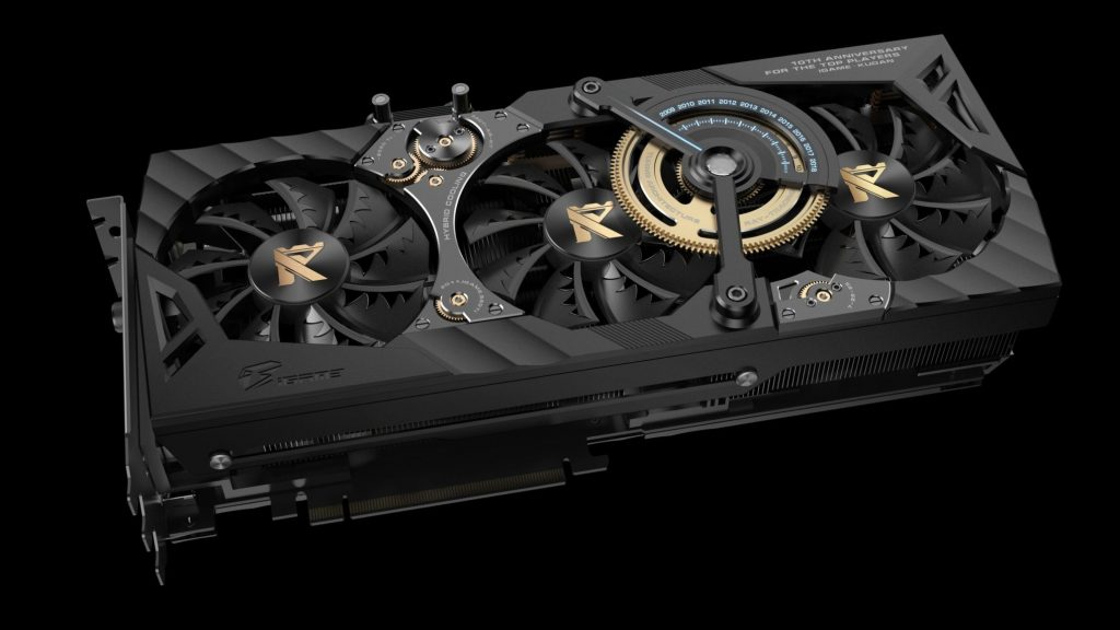 COLORFUL iGame GeForce RTX 2080 Ti KUDAN Featured