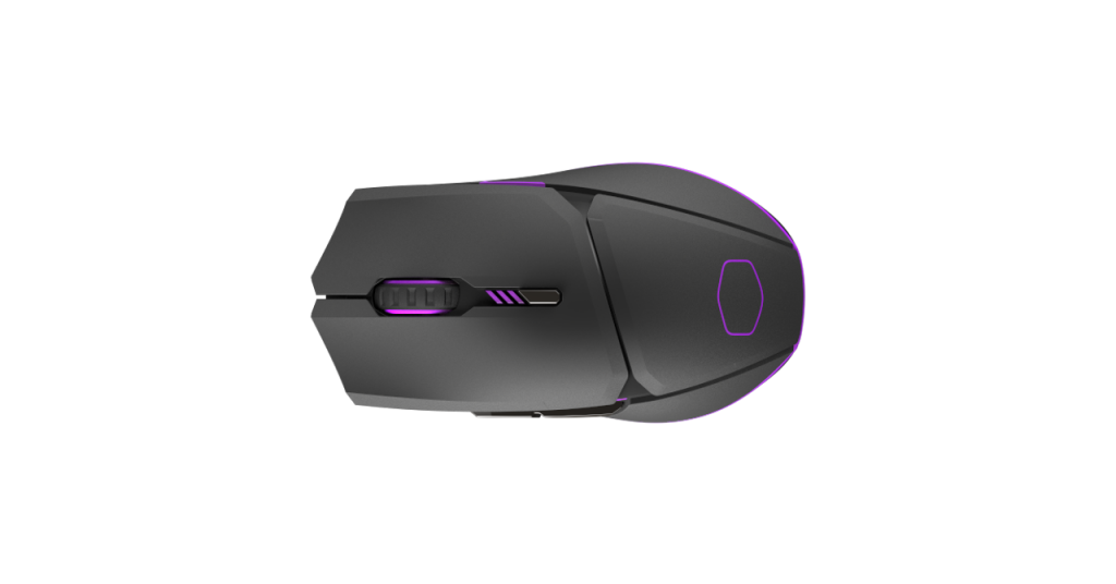 Cooler Master MM830 Wireless Gaming Mouse Top