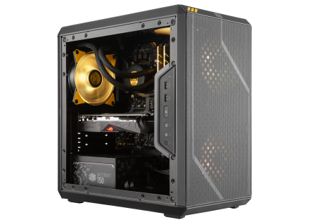 Cooler Master Q300L TUF Gaming Built