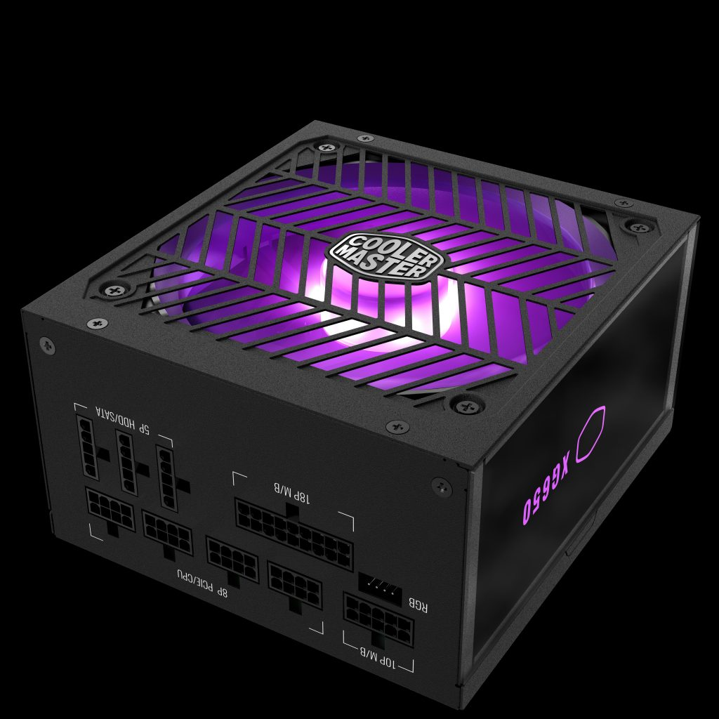 Cooler Master XG Gold Power Supply Modular