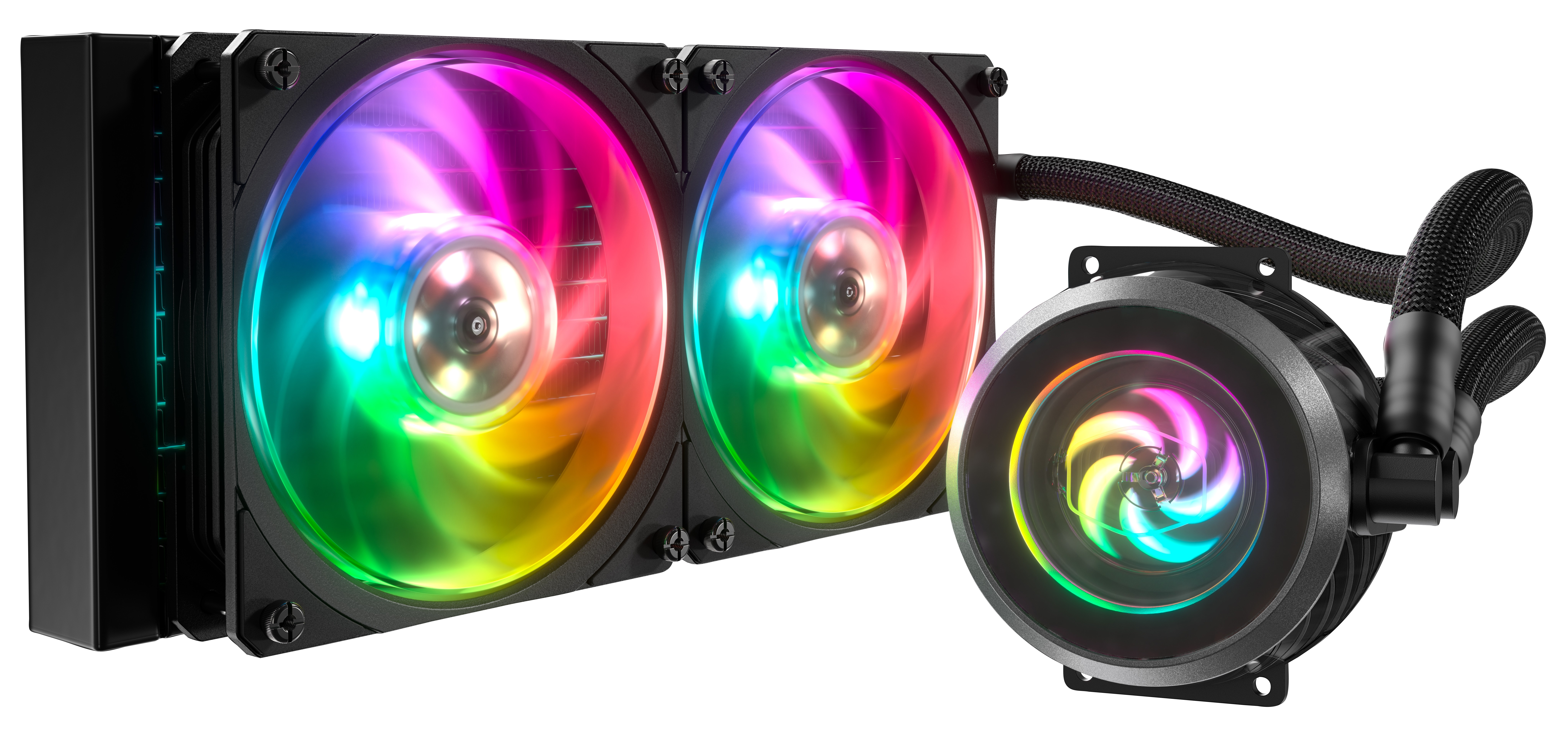 Cooler Master Releases New Cooling Products During Ces