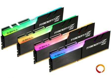 Trident Z RGB DDR4-3466 32GB Kit for AMD X399 Threadripper