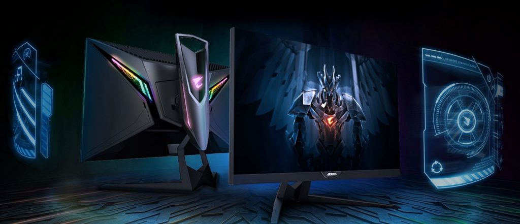 AORUS ad27qd gaming monitor featured