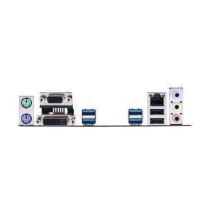 ASUS B365M-K Motherboard Rear I/O Panel