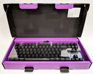 Cooler Master CK530 Keyboard Box Packaging