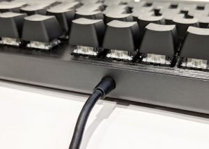 Cooler Master CK530 Keyboard Back Chord