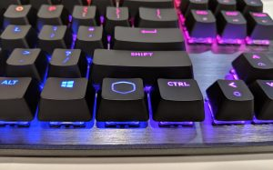 Cooler Master CK530 Keyboard Surface RGB