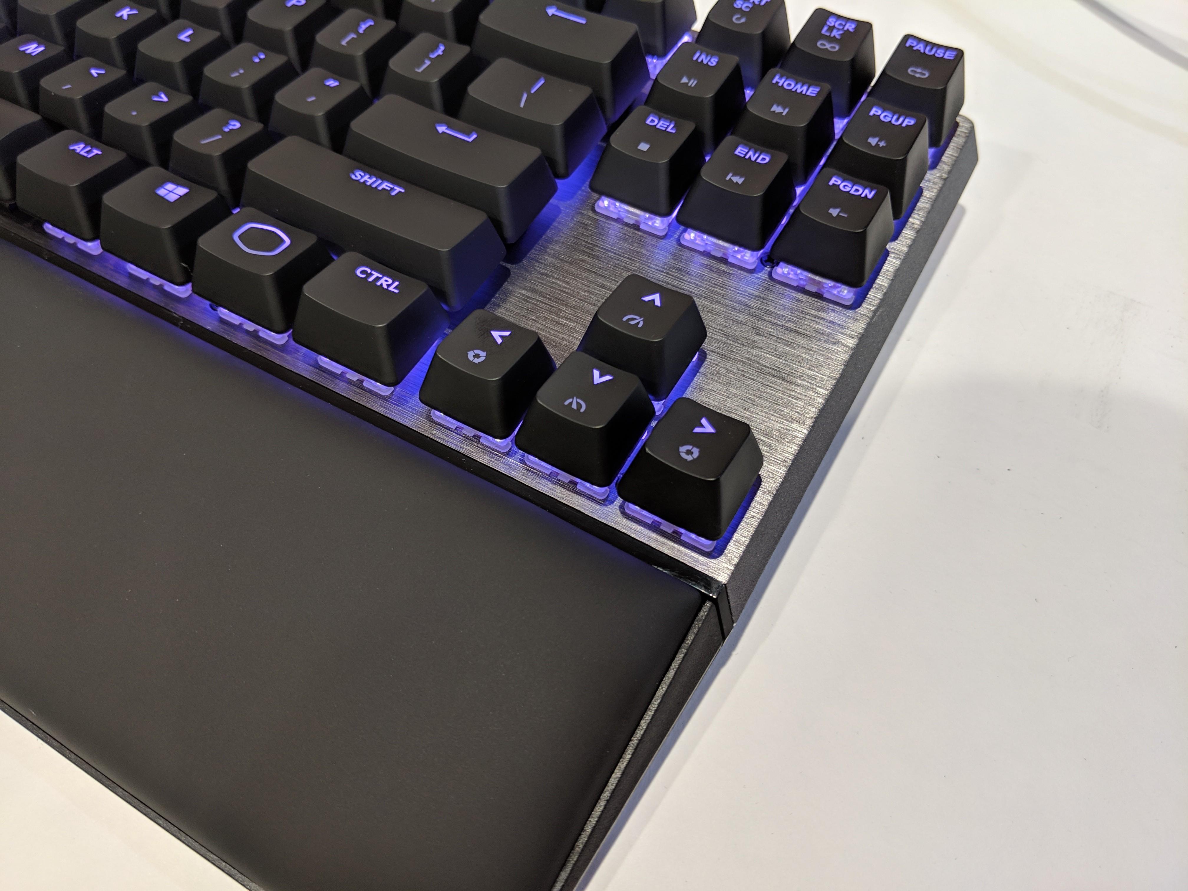 Cooler Master MK730 RGB Mechanical Keyboard Review – GND-Tech