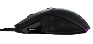 Cooler Master MM830 MMO Gaming Mouse Side