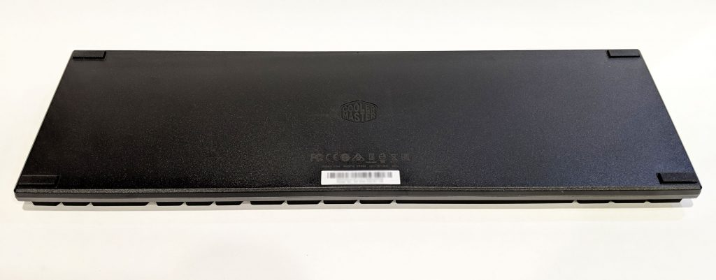 Cooler Master SK650 Keyboard Back