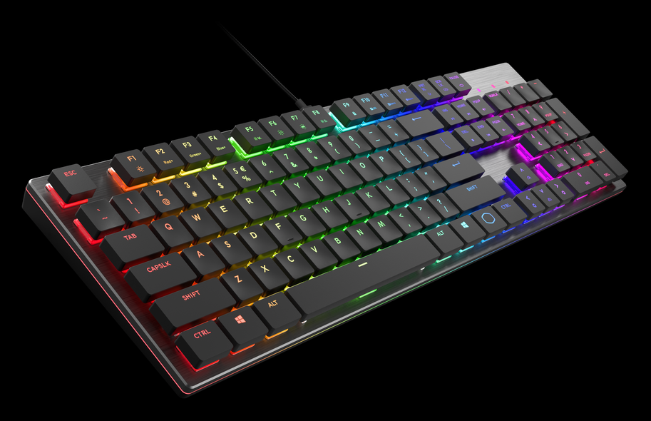 Cooler Master SK650 Keyboard Featured