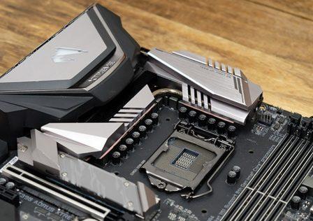 Gigabyte Z390 32GB DDR4