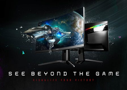 MSI monitors support G-sync