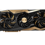 MSI GeForce RTX 2080 Ti Lightning Z Front