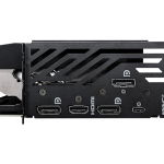 MSI GeForce RTX 2080 Ti Lightning Z I/O Ports
