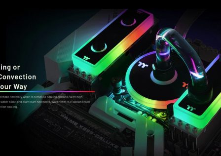 Thermaltake WaterRam RGB Liquid Cooling DDR4 Memory