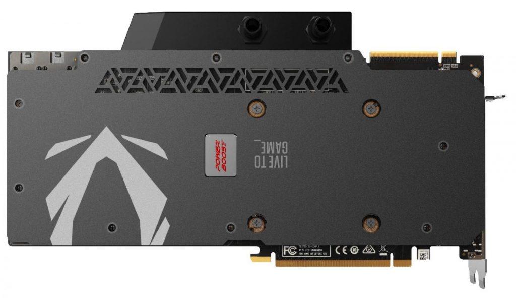 ZOTAC RTX 2080 Ti ArcticStorm back
